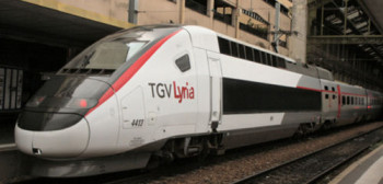TGV Lyria 10 Car Powered Set