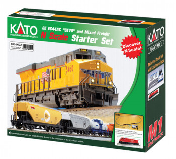 Canadian Pacific GE ESS44AC Freight Starter Set