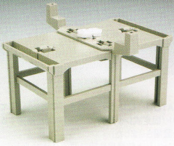 Unitrack High Piers with Catenary Mounts (6)