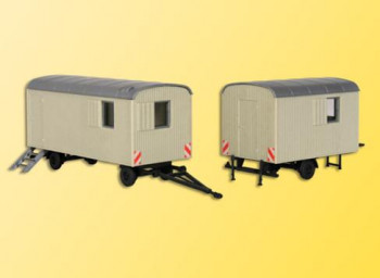 Construction Trailers (2) Kit