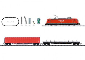 DBAG BR185.2 Electric Digital Starter Set VI (DCC-Fitted)