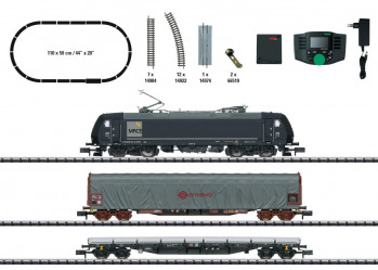 MRCE BR185.1 Freight Digital Starter Set VI (DCC-Sound)