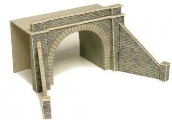 Double Track Tunnel Entrances Card Kit