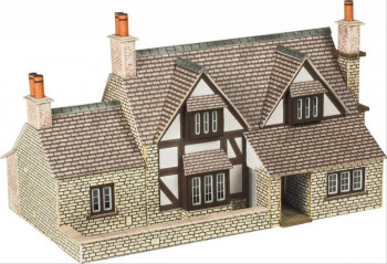 Town End Cottage Card Kit