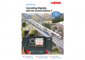 Digital Control with Central Station 3 Book
