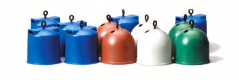 European Recycling Containers (12) Accessory Set