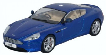Aston Martin DB9 Coupe Cobalt Blue