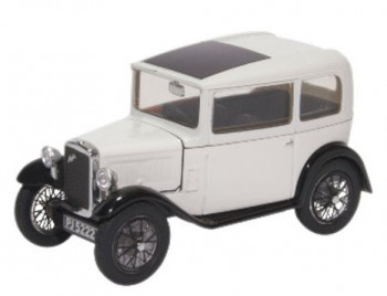 Austin Seven RN Saloon Light Grey