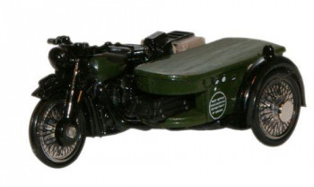 BSA Motorcycle and Sidecar Post Office Telephones