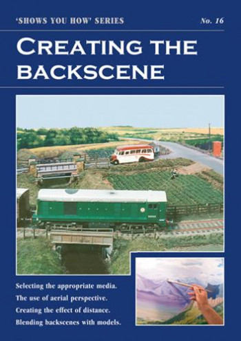 Creating the Backscene Shows You How Booklet
