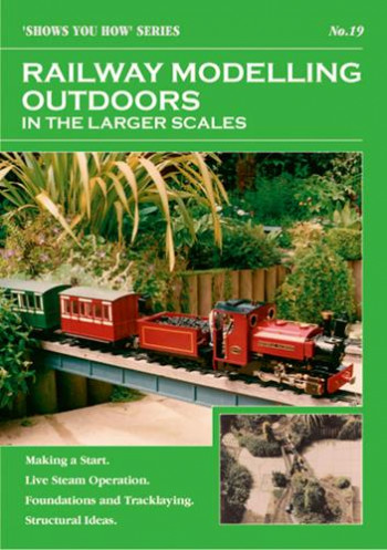 Railway Modelling Outdoor Large Scale Shows You How Booklet