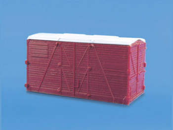 Railway Container