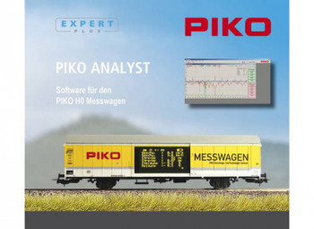 Expert+ Software for PIKO SmartMeasure Wagon