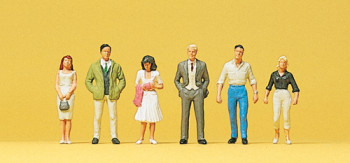 Passers By (6) Exclusive Figure Set