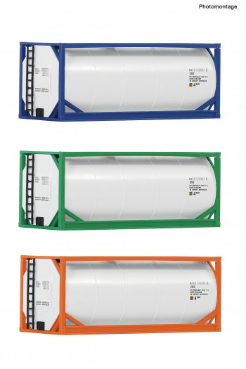 Tanktainers (3) Set