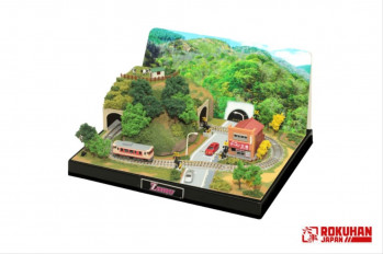 (SS002-2) Shorty Mini Layout Special Scenery Set