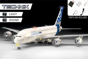 Technik - Airbus A380-800 (1:144 Scale)