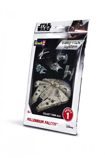 Easy-Click STAR WARS Millennium Falcon (1:241 Scale)
