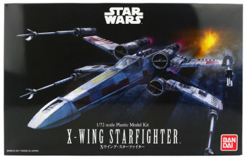 STAR WARS X-Wing Starfighter (1:72 Scale)