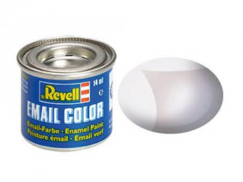 Enamel Paint 'Email' (14ml) Solid Matt Clear