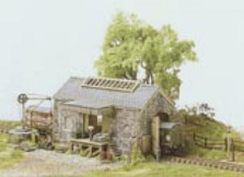 Stone Built Goods Shed Kit