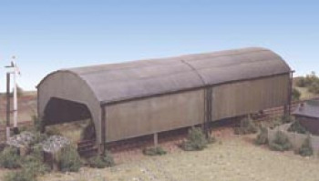 Two Road Carriage Shed Kit