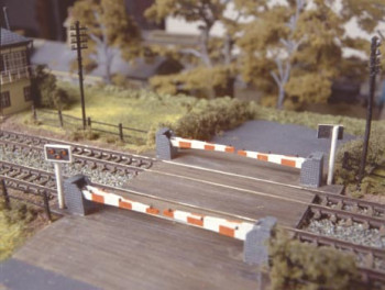 Level Crossing Barriers Kit