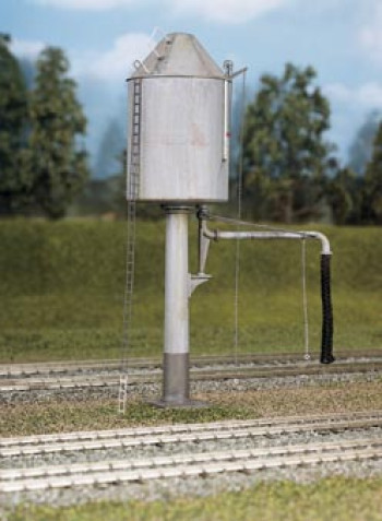 GWR Round Water Tower on Column with Conical Top Kit