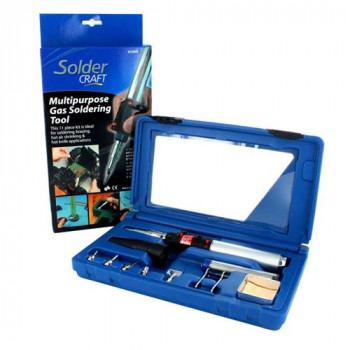 Multipurpose Gas Soldering Tool