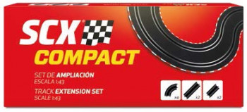 Compact 1:43 Track Extension Pack