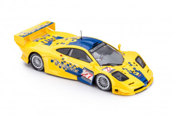 McLaren F1 GTR No.27 Donnington 1997