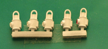LNER Head and Tail Lamps (5)