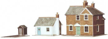 Station Masters House Card Kit