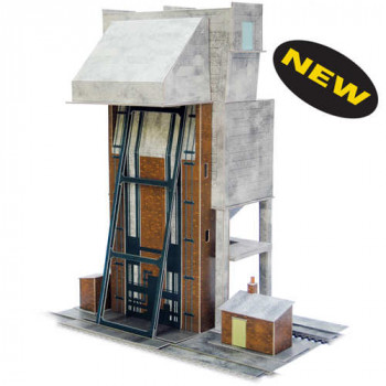 Coaling Tower Card Kit