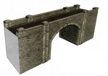 Stone Bridge/Tunnel Entrance Card Kit