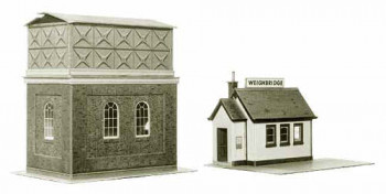 Water Tower & Weighbridge Card Kit