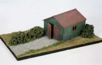 Timber Style Domestic Garage Kit