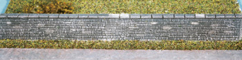 Victorian-Style Dressed Stone Wall Kit