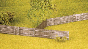 Feather Edge Fencing (22 x 660mm) Kit
