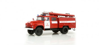 AC-40 (ZIL-130) Fire Engine Red