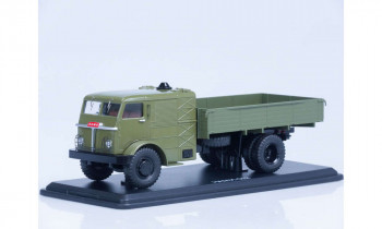 NAMI-012 Steam Powered Flatbed Truck