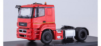 KAMAZ-5490-S5 Tractor Unit Red