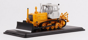 T-150 Caterpillar Tractor with Plough