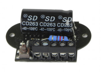DCC Point Controller Single (1 Point)