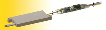 Motorised Point and Universal Drivre Unit (DCC-Fitted)