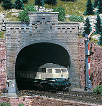 Double Track Larger Tunnel Portal (2)