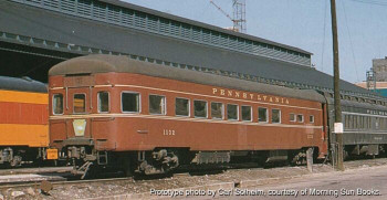 *Pennsylvania The General 85' PS Buffet-Lounge-Obs 1132