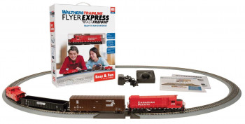 *Canadian Pacific GP15-1 Diesel Freight Starter Set