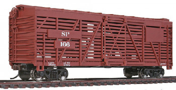 40' Stock Car Southern Pacific