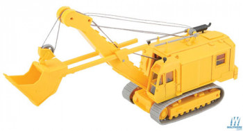 Cable Excavator with Bucket Kit